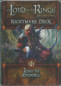 The Lord of the Rings: The Card Game – Nightmare Deck: Road to Rivendell