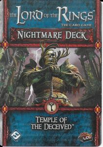 The Lord of the Rings: The Card Game – Nightmare Deck: Temple of the Deceived