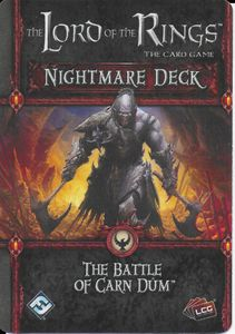 The Lord of the Rings: The Card Game – Nightmare Deck: The Battle of Carn Dûm