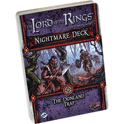 The Lord of the Rings: The Card Game – Nightmare Deck: The Dunland Trap