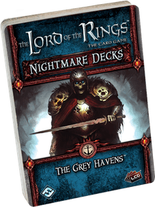 The Lord of the Rings: The Card Game – Nightmare Deck: The Grey Havens