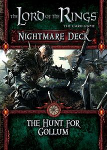 The Lord of the Rings: The Card Game – Nightmare Deck: The Hunt for Gollum