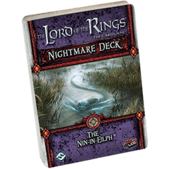 The Lord of the Rings: The Card Game – Nightmare Deck: The Nîn-in-Eilph
