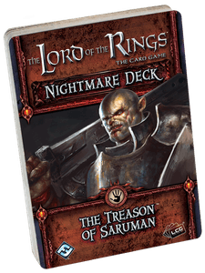 The Lord of the Rings: The Card Game – Nightmare Deck: The Treason of Saruman
