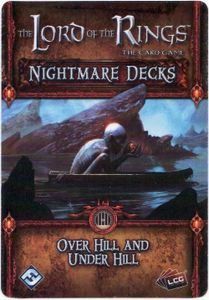 The Lord of the Rings: The Card Game – Nightmare Decks: Over Hill and Under Hill