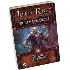 The Lord of the Rings: The Card Game – Nightmare Decks: The Land of Shadow