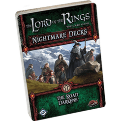 The Lord of the Rings: The Card Game – Nightmare Decks: The Road Darkens