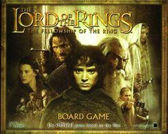 The Lord of the Rings: The Fellowship of the Ring Board Game