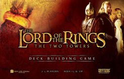 The Lord of the Rings: The Two Towers Deck-Building Game