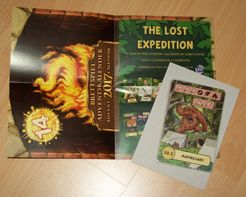 The Lost Expedition: The Creature – Competitive Promo