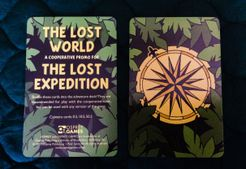 The Lost Expedition: The Lost World – Cooperative Promo