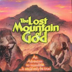 The Lost Mountain of God