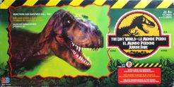 The Lost World Jurassic Park Game