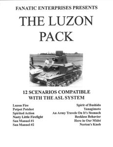 The Luzon Pack