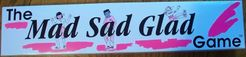 The Mad Sad Glad Game