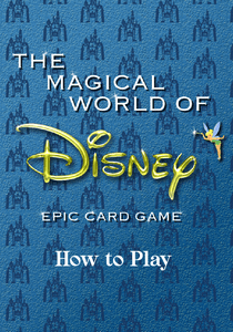 The Magical World of Disney Epic Card Game