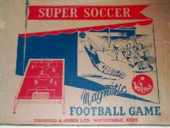 The Magnetic Football Game: Super Soccer