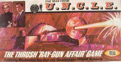 The Man From U.N.C.L.E.: The Thrush Ray-Gun Affair