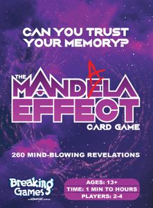 The Mandela Effect Card Game