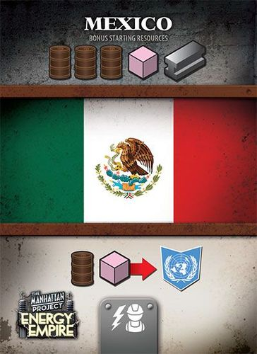The Manhattan Project: Energy Empire – Mexico