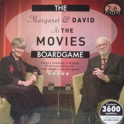 The Margaret & David At The Movies Boardgame
