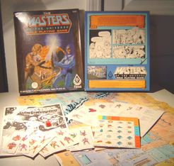 The Masters of the Universe Role Playing Game
