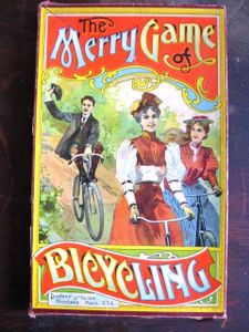 The Merry Game of Bicycling