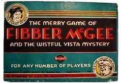 The Merry Game of Fibber McGee and the Wistful Vista Mystery