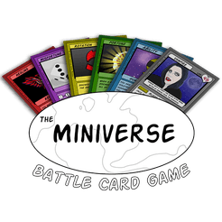 The Miniverse: Battle Card Game