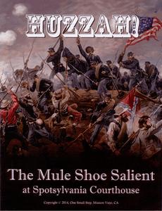 The Mule Shoe Salient