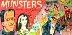 The Munsters Masquerade Party Game