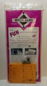 The Music Game: Primary (Level A)