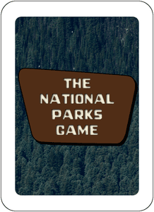 The National Parks Game