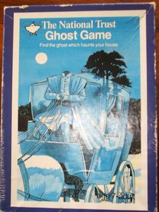 The National Trust Ghost Game