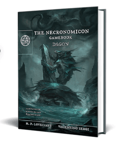 The Necronomicon Gamebook: Dagon