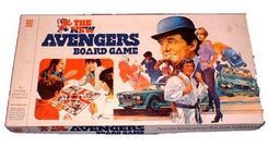 The New Avengers Board Game