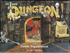 The New Dungeon: Miniatures and Game Supplement