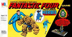 The New Fantastic Four Game