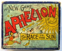 The New Game Aphelion or The Race to the Sun