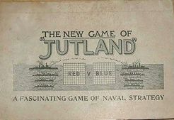 The new game of Jutland: A fascinating game of naval strategy