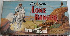 The New Lone Ranger Game