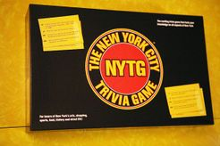 The New York City Trivia Game