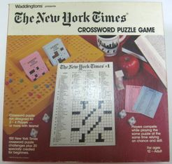 The New York Times Crossword Puzzle Game