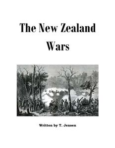 The New Zealand Wars