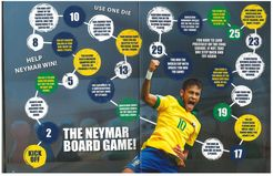 The Neymar Board Game!