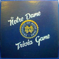 The Notre Dame Trivia Game