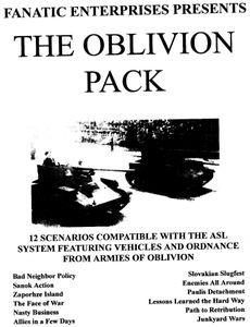 The Oblivion Pack