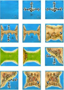 The Ocean (fan expansion to Carcassonne)