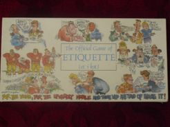 The Official Game of Etiquette