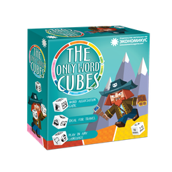 The Only Word Cubes